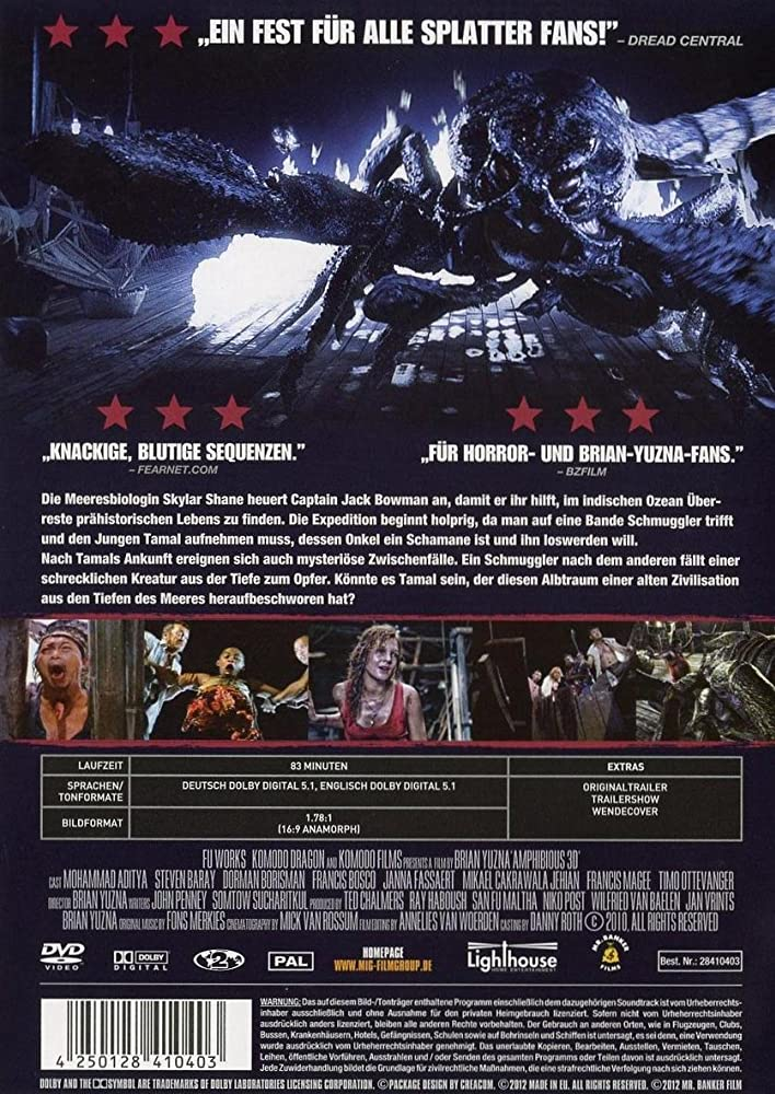 amphibious creature of the deep 2 full movie