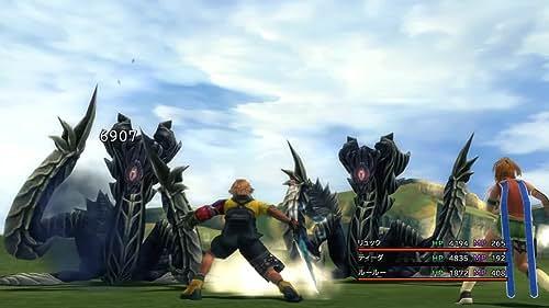 Final Fantasy X-X2 HD Remaster: Music Video Comparison