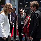 David Duchovny and Tim Minchin in Californication (2007)