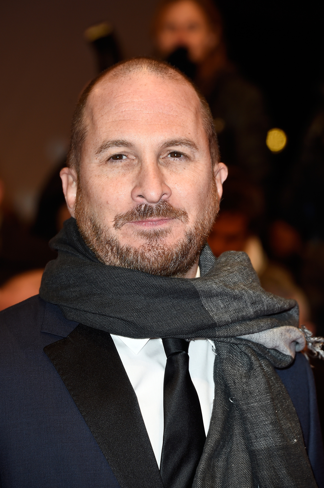 Darren Aronofsky at an event for Nadie quiere la noche (2015)