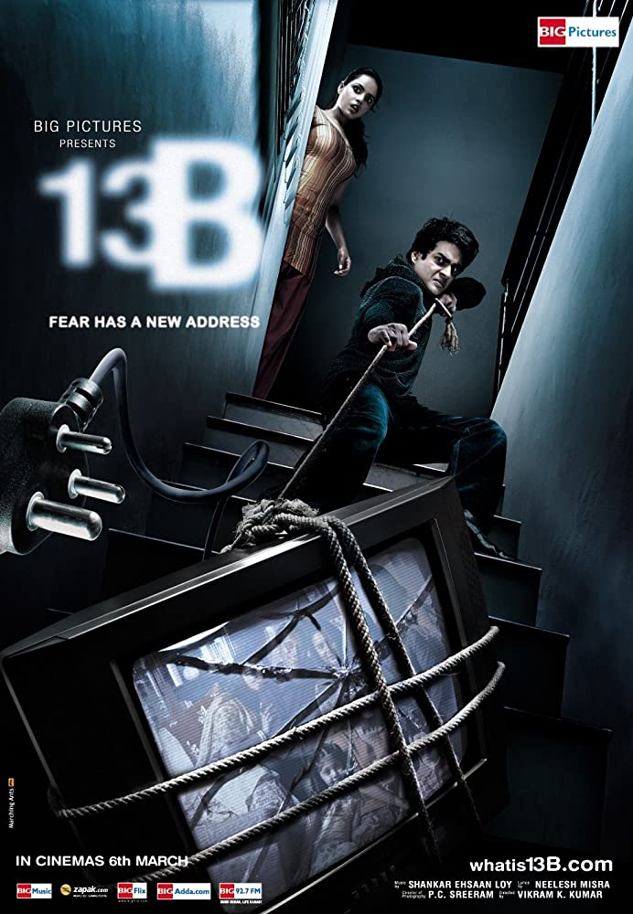 13B (2009) Hindi HDRip 720p | 480p x264 ACC