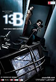 13B: Fear Has a New Address Poster