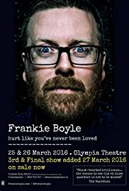 Frankie Boyle: Hurt Like You've Never Been Loved (2016) 1080p
