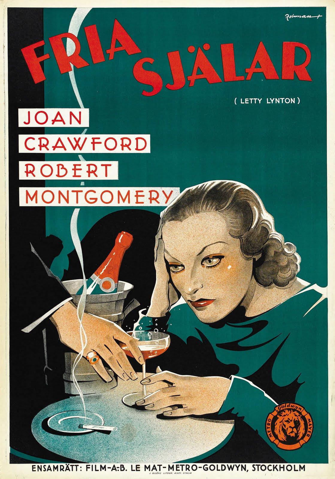 Letty Lynton 1932