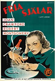 Letty Lynton(1932) Poster - Movie Forum, Cast, Reviews