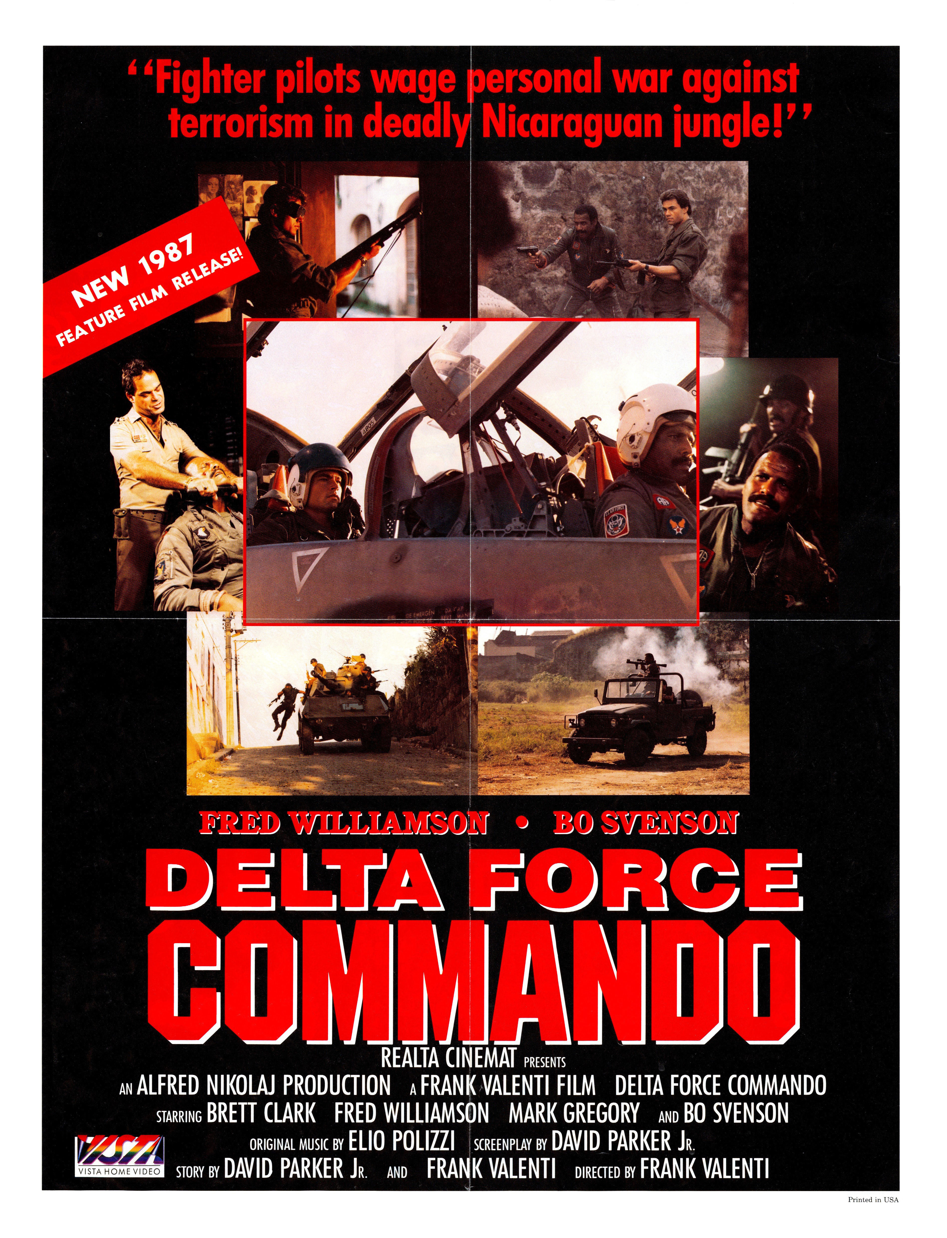 Delta Force Commando (1988)