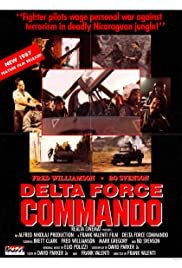 Delta Force Commando Poster