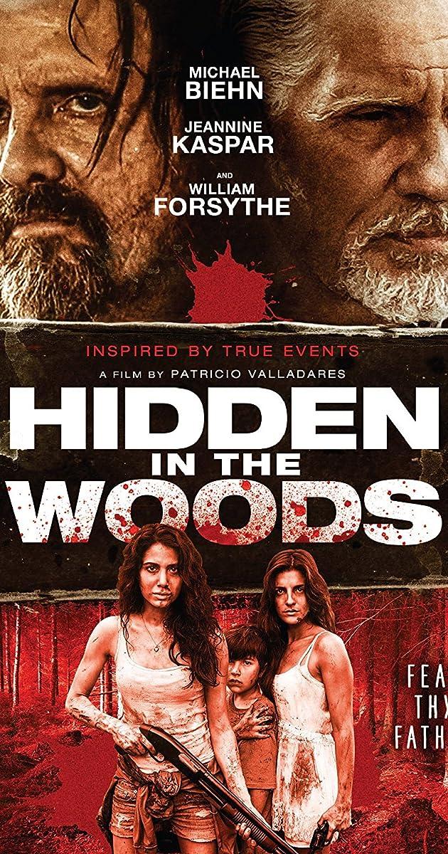 Subtitle of Hidden in the Woods