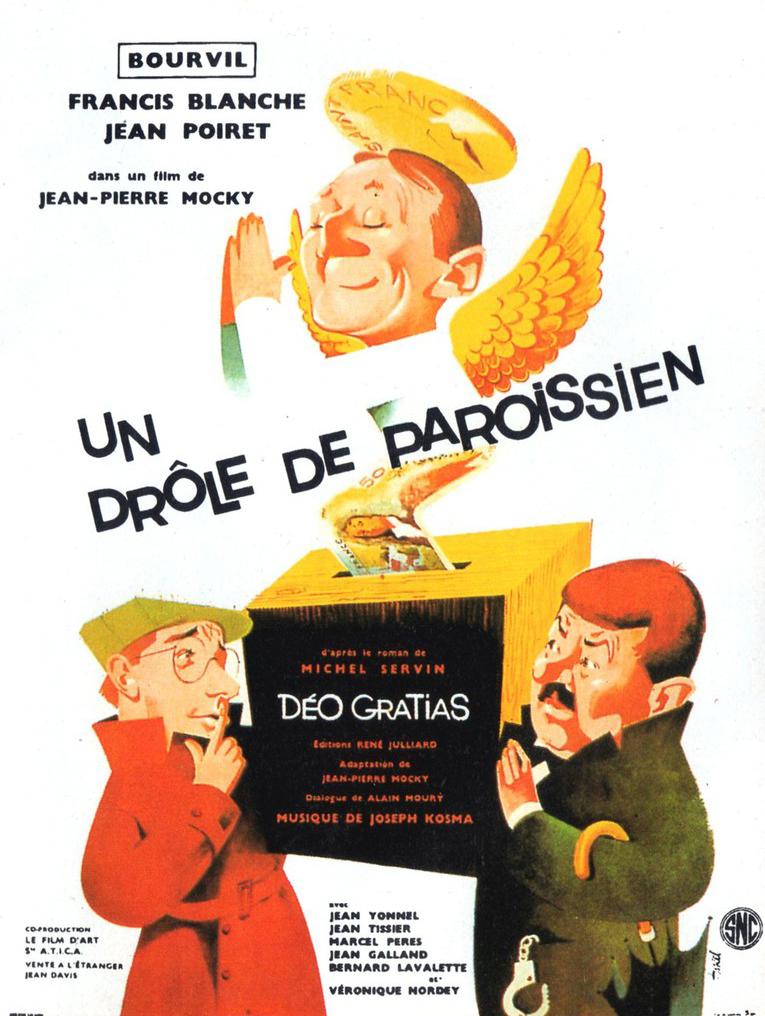 Un Drole De Paroissien 1963 Imdb