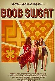 Boob Sweat Poster