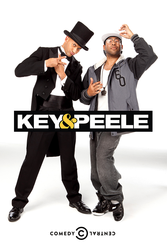 KEY AND PEELE (1 Sezonas)