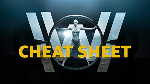 """Cheat Sheet: """"Westworld"""" Seasons 1 & 2"""
