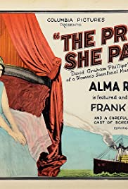 The Price She Paid Poster