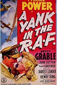 A Yank in the R.A.F. (1942) Poster - Movie Forum, Cast, Reviews