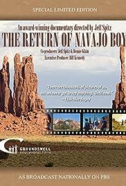 The Return of Navajo Boy Poster