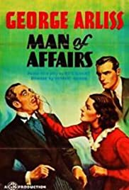 Man of Affairs Poster
