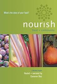 Nourish: Food + Community Poster
