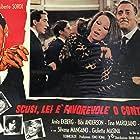 Silvana Mangano and Alberto Sordi in Scusi, lei è favorevole o contrario? (1966)