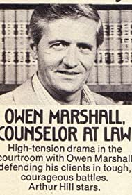 Owen Marshall, Counselor at Law (1971) Poster - TV Show Forum, Cast, Reviews