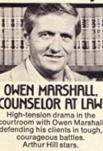 Primary image for Owen Marshall, Counselor at Law