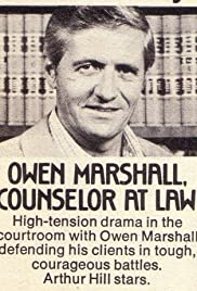 Owen Marshall, Counselor at Law (TV Series 1971–1974) - IMDb