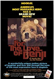 For the Love of Benji (1977) Poster - Movie Forum, Cast, Reviews