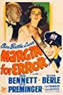Margin for Error (1943) Poster