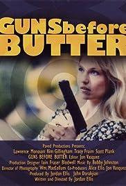 Guns Before Butter Poster