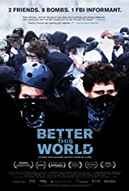 Better This World Poster