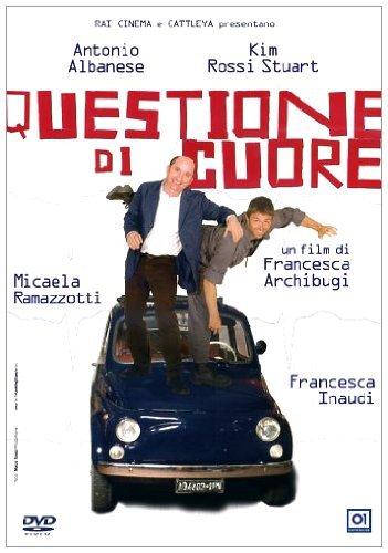 Antonio Albanese and Kim Rossi Stuart in Questione di cuore (2009)