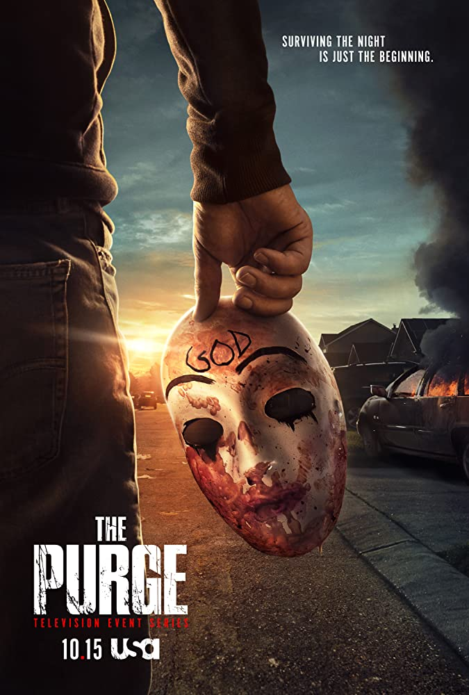 The Purge: Season 2 Hindi 720p 480p WEB-DL [Dual Audio] ESubs | [Episode 6 Added]