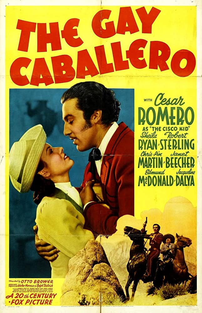 The Gay Caballero (1940)