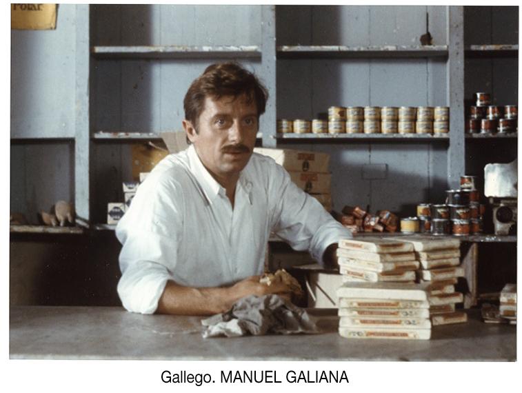 Manuel Galiana in Gallego (1988)
