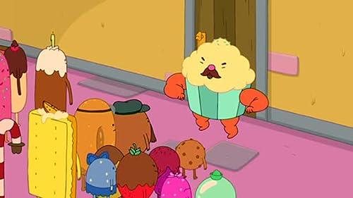 Adventure Time: The Pajama War