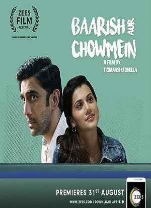 دانلود زیرنویس فارسی فیلم Baarish Aur Chowmein 2018