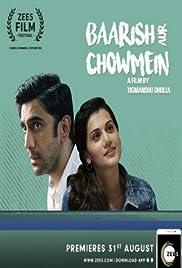 Baarish Aur Chowmein Poster