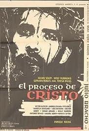 El proceso de Cristo Poster