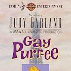 Judy Garland in Gay Purr-ee (1962)