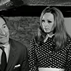 Anna Fonsou and Kostas Hatzihristos in O apithanos (1970)