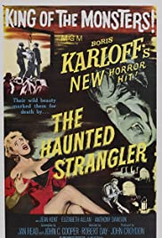The Haunted Strangler Poster