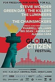 2017 Global Citizen Poster