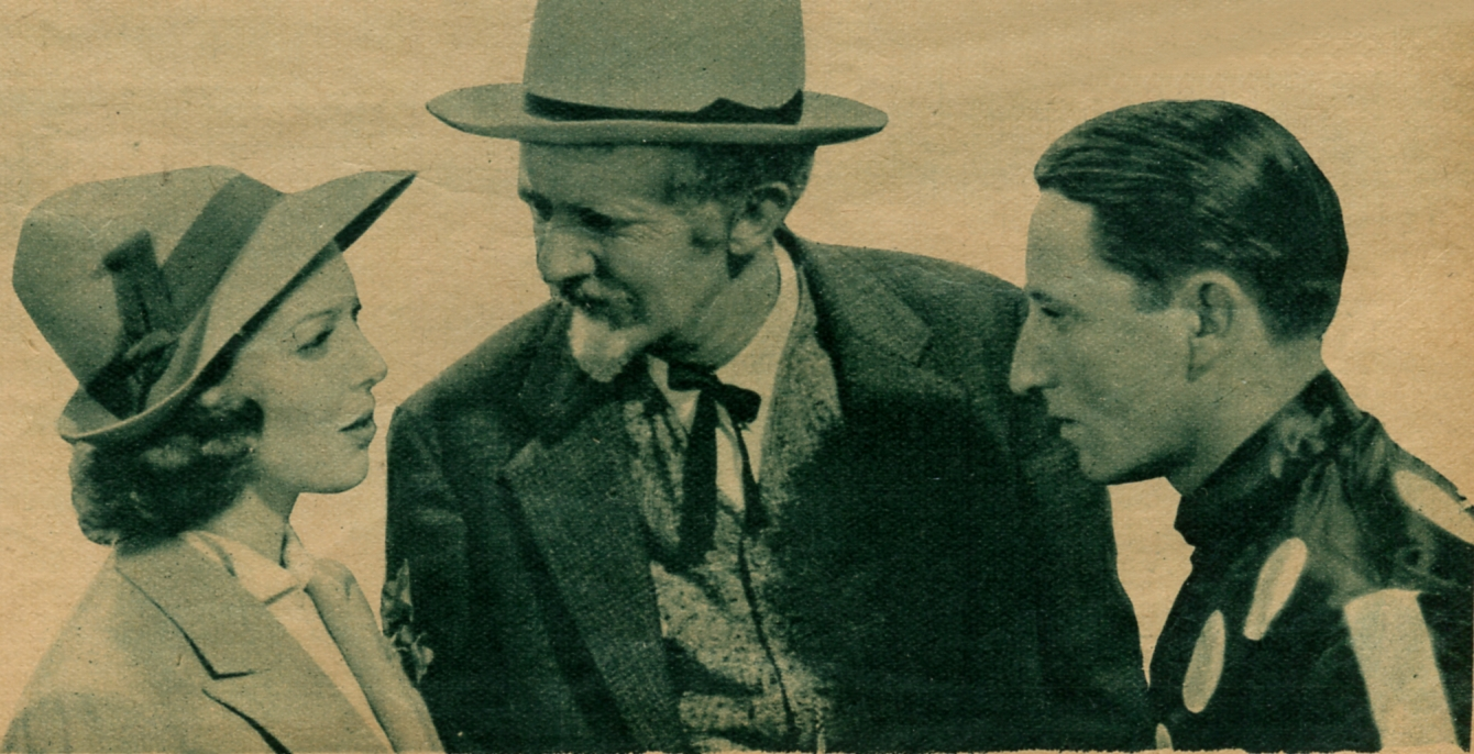 Walter Brennan and Loretta Young in Kentucky (1938)