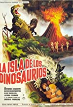 La isla de los dinosaurios