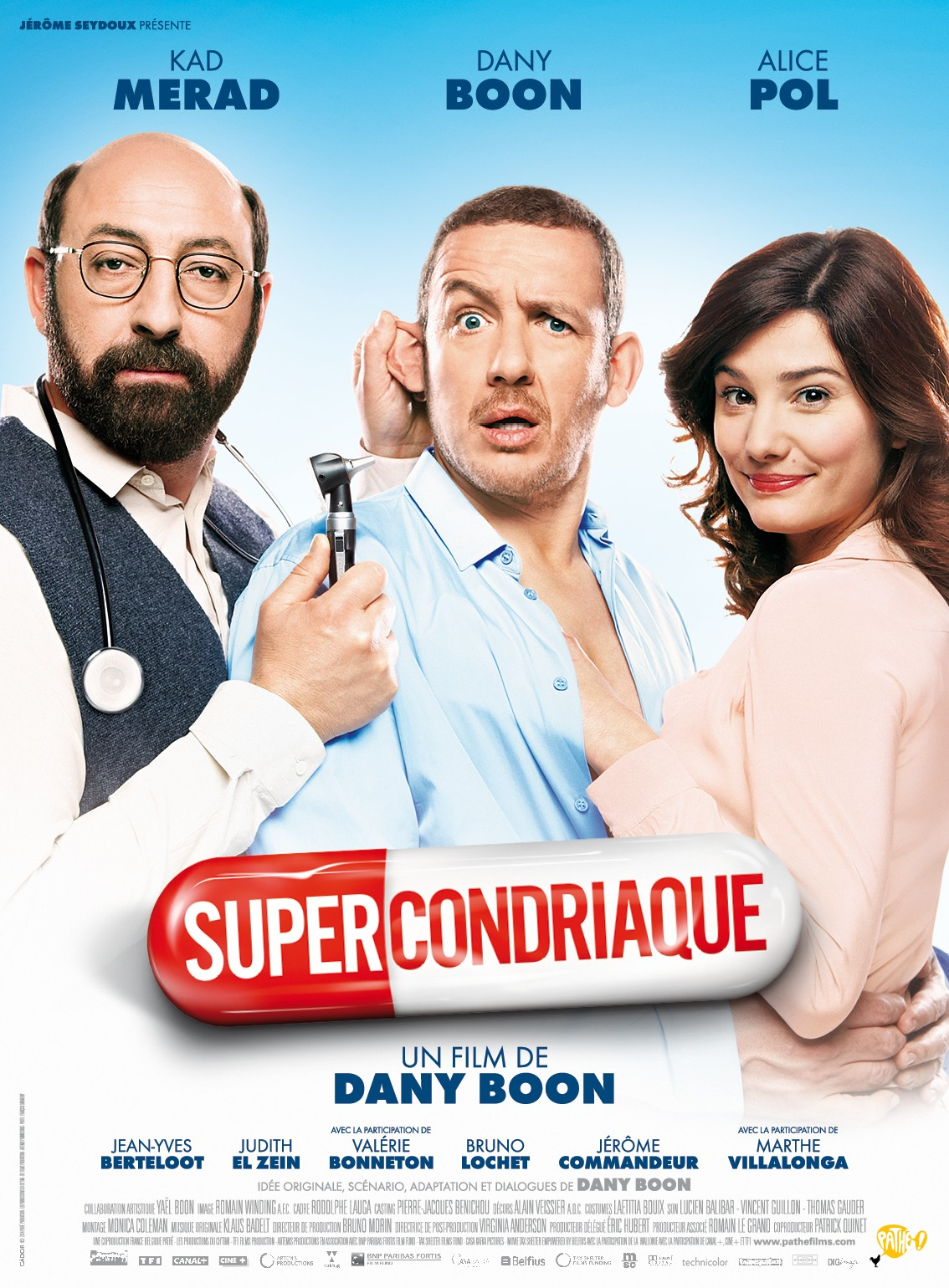 supercondriaque film complet