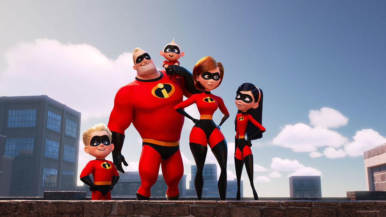 Incredibilii 2 - Incredibles 2 (2018) Online Subtitrat in Romana