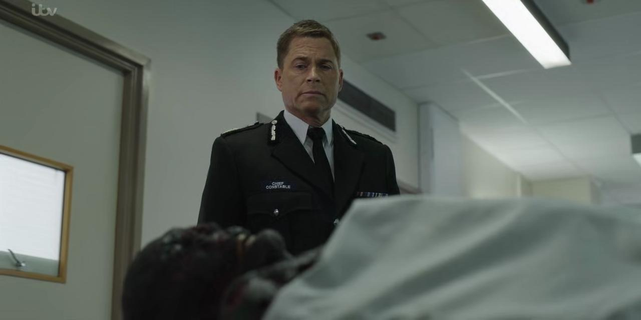 Rob Lowe in Wild Bill (2019)