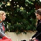 Asli Melisa Uzun and Hayal Köseoglu in Arkadaslar Iyidir (2016)