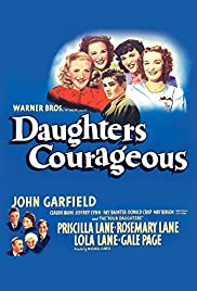 Daughters Courageous Poster