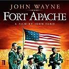 Henry Fonda, John Wayne, Ward Bond, Dick Foran, and Victor McLaglen in Fort Apache (1948)