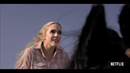 Amberley Snyder (Spencer Locke) dreams of a college scholarship and pro rodeo career, which are brought to a halt when she's involved in a devastating accident. Now unable to use her legs, she refuses to give up and decides to fight her way back into competitive barrel racing. Based on the true story, the film co-stars Missi Pyle, Bailey Chase, Sherri Shepherd, and Max Ehrich.